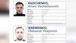 Ukrainian hackers