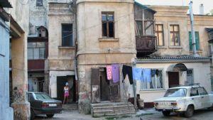 Ukrainian streets