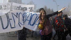 70,000 Chilean teachers