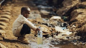 Africa drinking water
