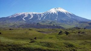 Bolshaya Udina volcano
