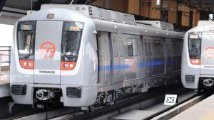 Bombardier Movia metro cars
