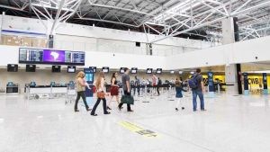 Brazil airport