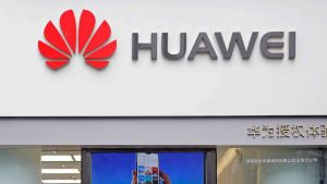 Chinese telecoms equipment giant Huawei