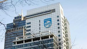 Dutch technology company Philips