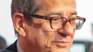 Economy Minister Giovanni Tria