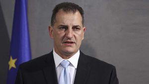 Energy Minister Giorgos Lakkotropis