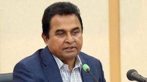 Finance Minister AHM Mustafa Kamal