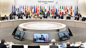 G20 countries in Osaka
