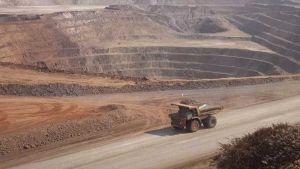 Glencore mine