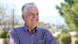 Governor Steve Sisolak