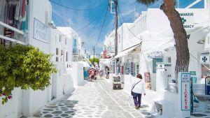 Greece 1Q GDP expands