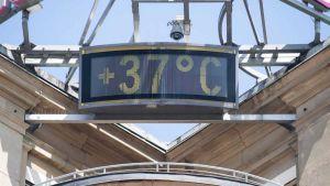 Heat in Germany