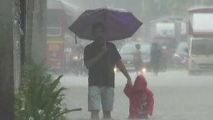 India's monsoon rains