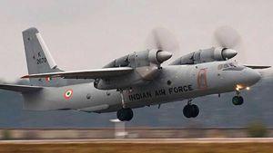 Indian Air Force AN-32