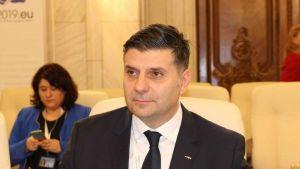 Minister Alexandru Petrescu
