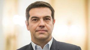 Minister Alexis Tsipras
