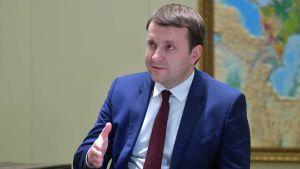 Minister Maxim Oreshkin