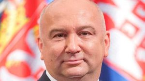 Minister Nenad Popovic