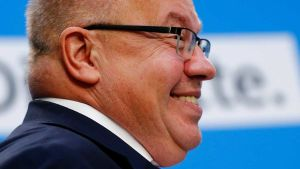 Minister of Economy Peter Altmaier