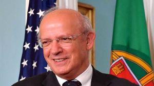 Minister of Foreign Affairs Augusto Santos Silva