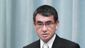 Minister Taro Kono