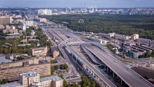 Moscow's North-East Expressway