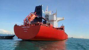 Norwegian merchant ship