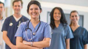 nurses in Belgium