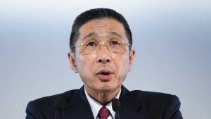 President and CEO Hiroto Saikawa