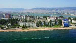 Russian city of Makhachkala