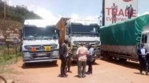 Rwanda reopened Gatuna border post