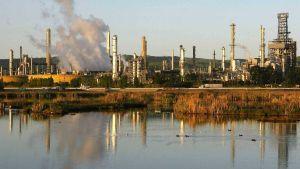 Shell Martinez refinery