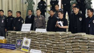 Thai Narcotics Suppression Bureau