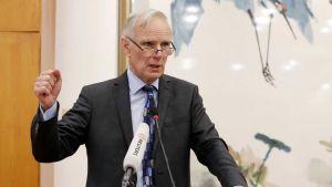 UN Human Rights Council Philip Alston