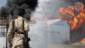Yemen pipeline exploded