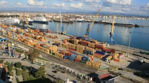 Albania port