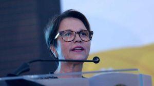 Agriculture Minister Tereza Cristina Dias