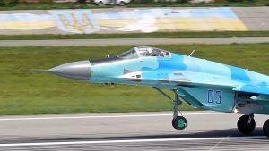 Azerbaijani MiG-29