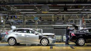 Belgium's car industry