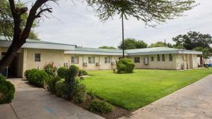 Botswana hospital