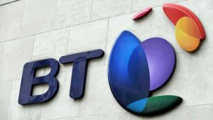 BT Group central London