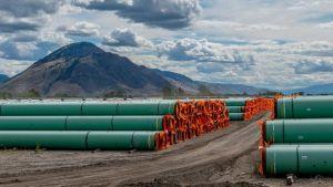 Canada pipeline