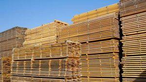 Canadian lumber exports
