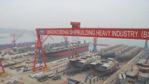 China Shipbuilding Industry Corp