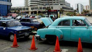 Cuba fuel shortage