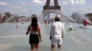 France heat