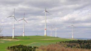 German onshore wind