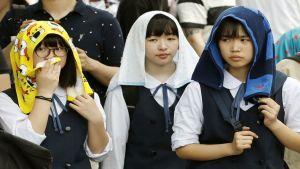 Heat wave kills 11 in Japan