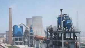 Huaxin Cement plant